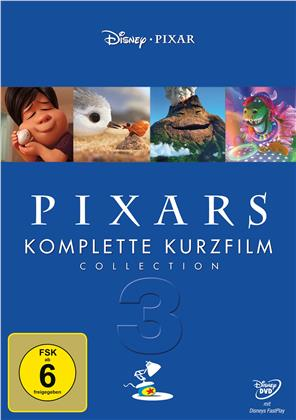 Pixars komplette Kurzfilm Collection - Vol. 3