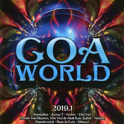 Goa World 2019 Vol. 1 (2 CDs)