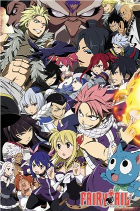 Fairy Tail Season 6 Poster