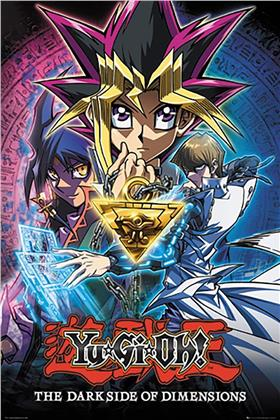 Yu Gi Oh! The Dark Side of Dimensions DSOD - Poster