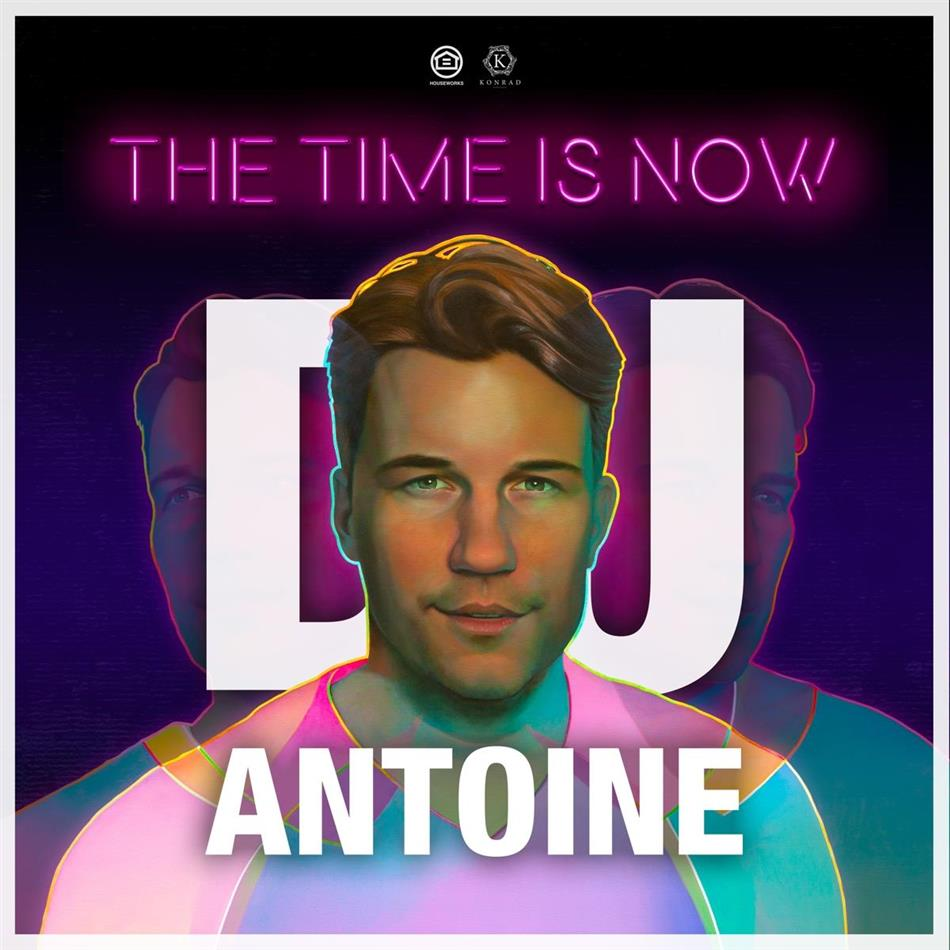 DJ Antoine - The Time Is Now (CH Edition, 3 Exlusive Bonus Tracks, 2 CDs)