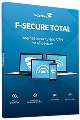 F-Secure - Total Security (3 USER)