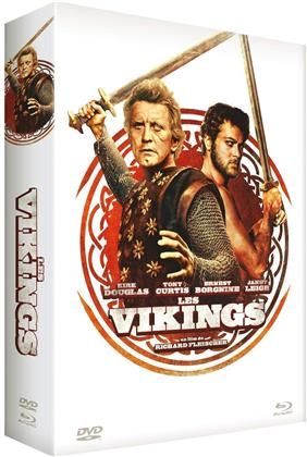 Les Vikings (1958) (Collector's Edition, Blu-ray + DVD)