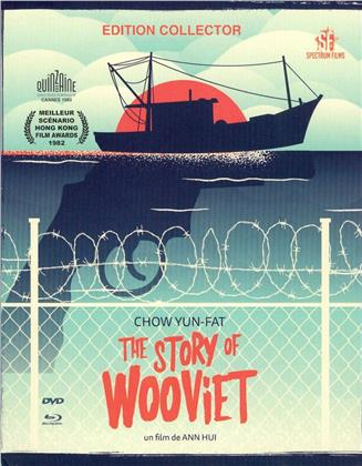 The story of the Wooviet (1981) (Collector's Edition, Blu-ray + DVD)