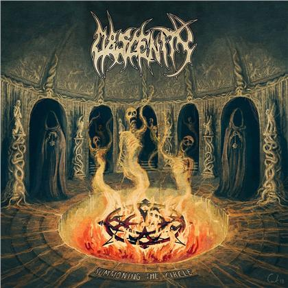 Obscenity - Summoning The Circle (LP)