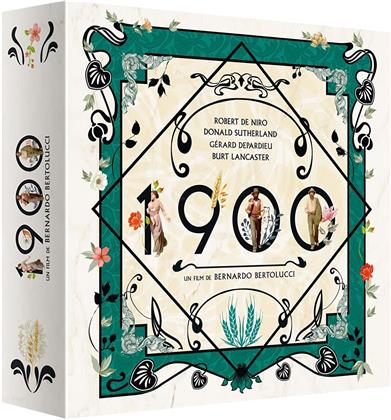 1900 (1976) (Collector's Edition, 3 Blu-rays + 3 DVDs + Buch)
