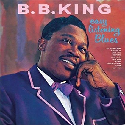 B.B. King - Easy Listening Blues (2018 Reissue, LP)