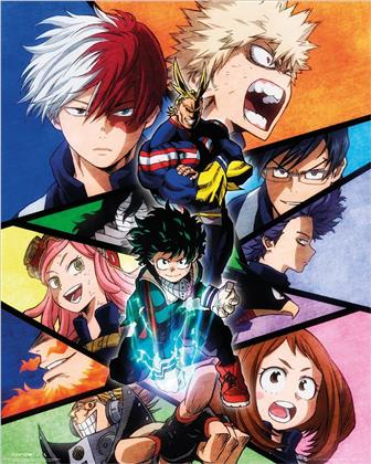 My Hero Academia - Group Mini Poster