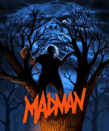 Madman (1981) (Cover A, Original Artwork Edition, Limited Edition, Blu-ray + DVD)