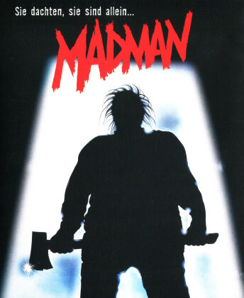 Madman (1981) (Cover B, Original Artwork Edition, Limited Edition, Blu-ray + DVD)