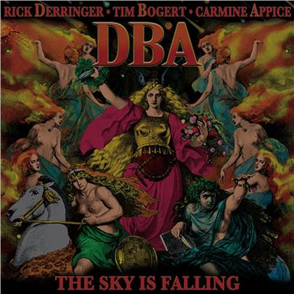 Dba (Rick Derringer, Tim Bogert, Carmine Appice) - The Sky Is Falling (Digipack)