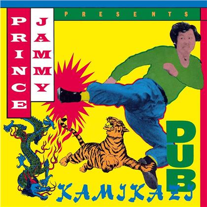 Prince Jammy - Kamikazi Dub (Music On Vinyl, Limited Edition, Orange Vinyl, LP)
