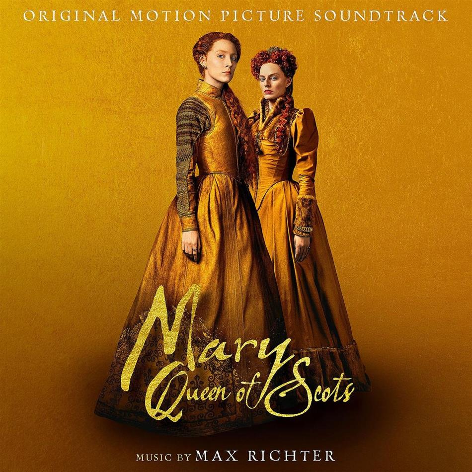 Max Richter - Mary Queen Of Scots - OST (2 LPs)