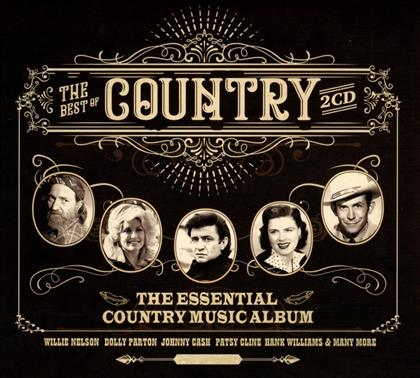 Best Of Country (2 CDs)