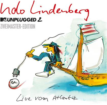 Udo Lindenberg - MTV Unplugged 2 - Live vom Atlantik (2 CDs)