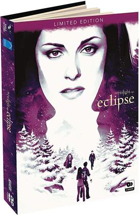 Twilight 3 - Eclipse (2010) (Digibook, Limited Edition, 2 DVDs)