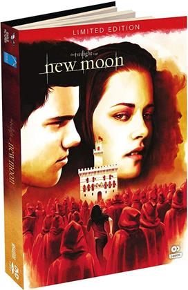 Twilight 2 - New Moon (2009) (Digibook, Limited Edition, 2 DVDs)