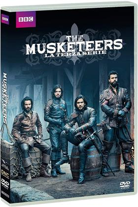The Musketeers - Stagione 3 (4 DVD)