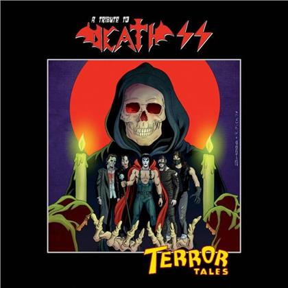 Terror Tales: A Tribute To Death SS (3 CDs)