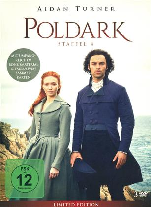 Poldark - Staffel 4 (Limited Edition, 3 DVDs)