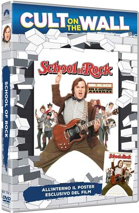 School of Rock (2003) (Cult On The Wall)