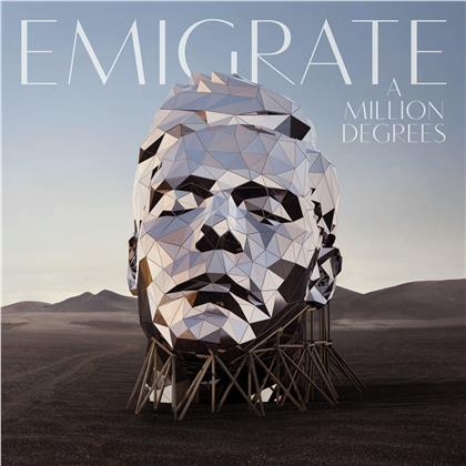 Emigrate (Rammstein) - A Million Degrees (Limited Digipack)