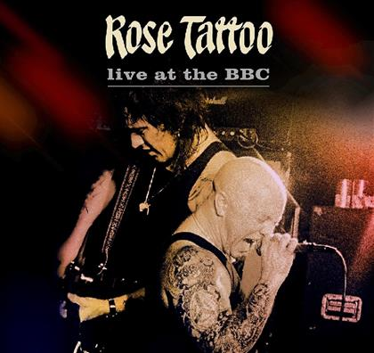Rose Tattoo - On Air In 1981 - Live At The BBC & Other Transmissions (CD + DVD)