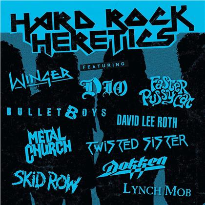 Hard Rock Heretics (LP)