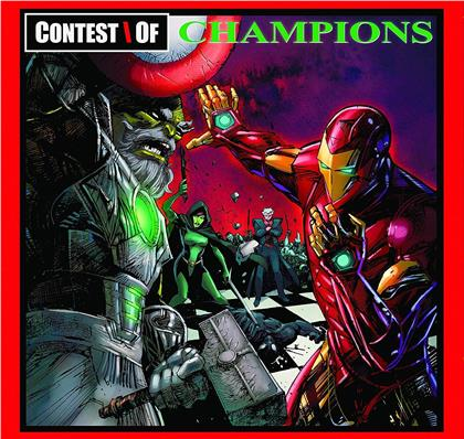 Genius/GZA (Wu-Tang Clan) - Liquid Swords (Deluxe Limited Edition, Marvel Edition, Colored, 2 LPs)