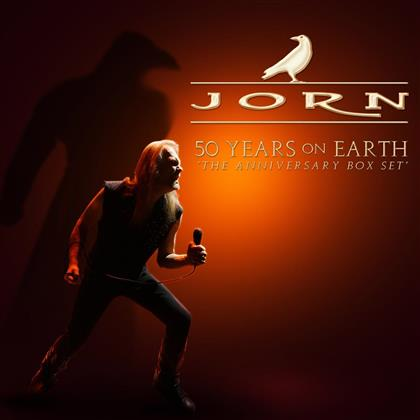 Jorn - 50 Years On Earth - The Anniversary Box Set (12 CDs)