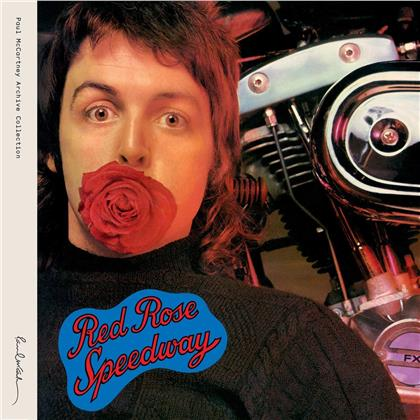 Wings (McCartney Paul) - Red Rose Speedway (2018 Reissue, Deluxe Edition, 2 CDs)