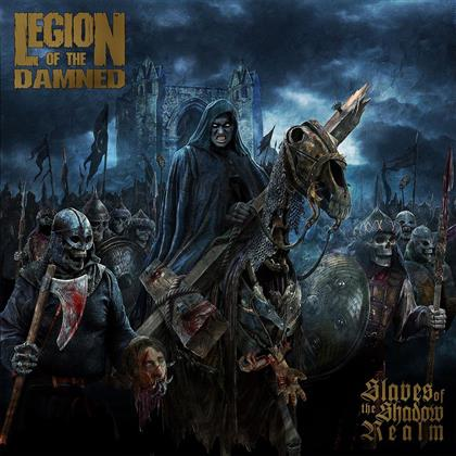 Legion Of The Damned - Slaves Of The Shadow Real (Special Edition, CD + DVD)