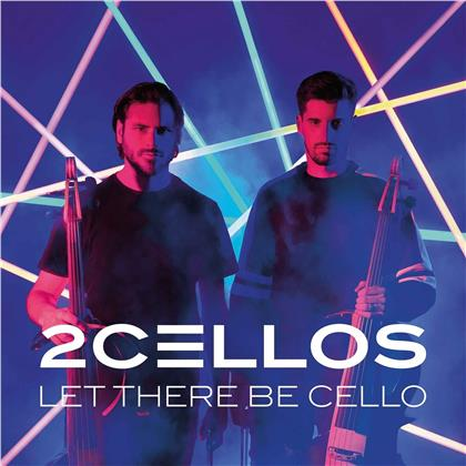 Two Cellos - Let There Be Cello (Music On Vinyl, Limited Edition, Transparent Blue Vinyl, LP)
