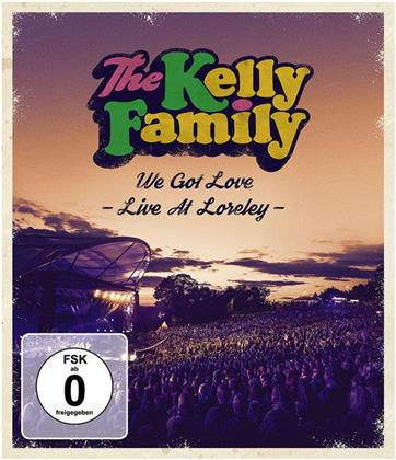 Kelly Family - We Got Love - Live at Loreley