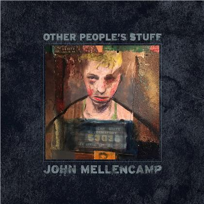 John Mellencamp - Other People's Stuff (LP)