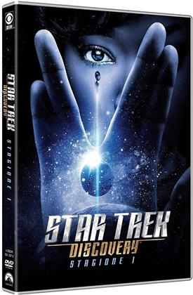Star Trek Discovery - Stagione 1 (5 DVD)