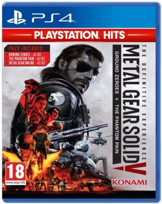 PlayStation Hits: Metal Gear Solid - The Definitive Experience