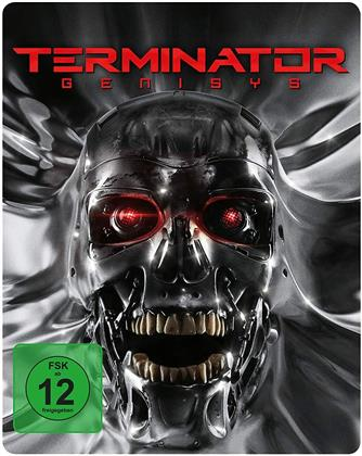 Terminator 5 - Genisys (2015) (MetalPak, Limited Edition, Steelbook)