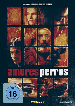 Amores Perros (2000) (Remastered, Special Edition, 2 DVDs)