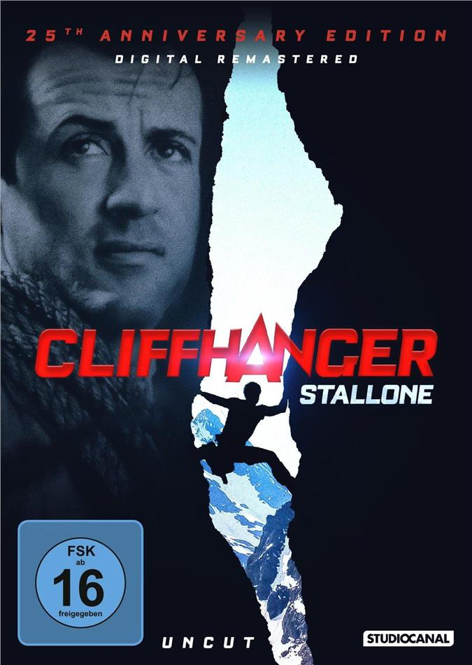 Cliffhanger (1993) (25th Anniversary Edition, Remastered, Uncut)
