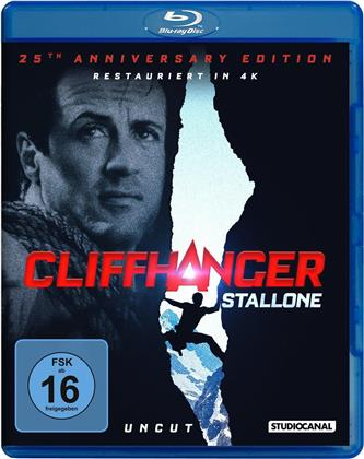 Cliffhanger (1993) (25th Anniversary Edition, Uncut)