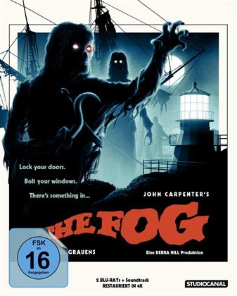 The Fog (1980) (Soundtrack Edition, Limited Edition, 2 Blu-rays + CD)