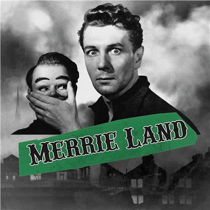 The Good The Bad & The Queen (Albarn/Simonon/Allen/Tong) - Merrie Land (Deluxe Edition)