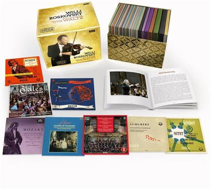 Willi Boskovsky - Complete Decca Recordings (51 CDs + DVD)