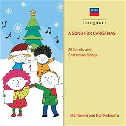 Mantovani - Song For Christmas: 26 Carols & Christmas Songs