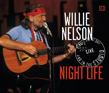 Willie Nelson - Night Life / Live & In The Studio