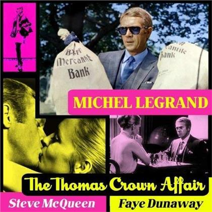 Michel Legrand - The Thomas Crown Affair (2018 Reissue, LP)
