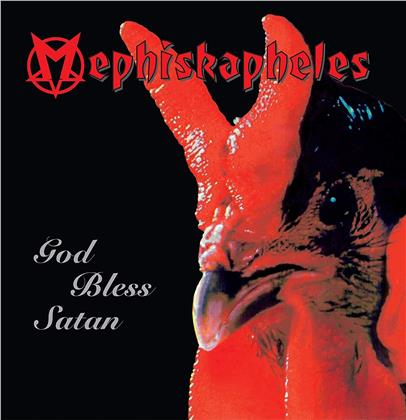 Mephiskapheles - God Bless Satan (2018 Reissue, LP)