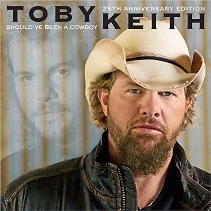 Toby Keith - Should've Been A Cowboy (25th Anniversary Edition, LP)