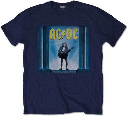 AC/DC Men's Tee - Who Man Who